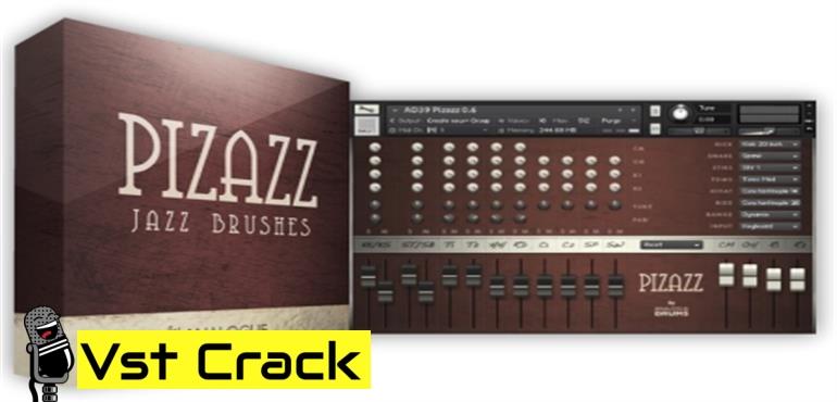 Analogue Drums – Pizazz (KONTAKT)