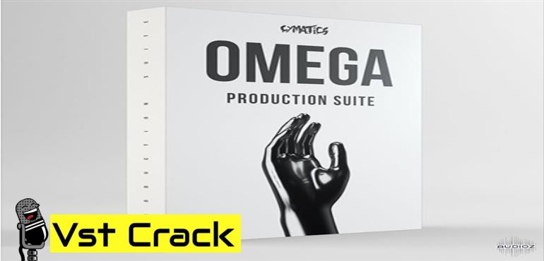 Cymatics Omega Production Suite